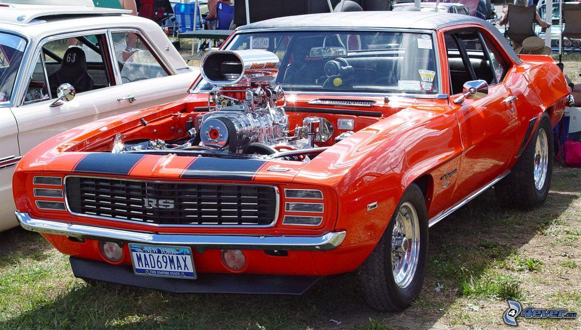 Muscle Cars автомобили явление идеология PRO Tuning Портал Тюнинг автомобилей
