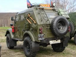 Что позволительно соорудить из ГАЗ 69А PRO Tuning Портал Тюнинг автомобилей