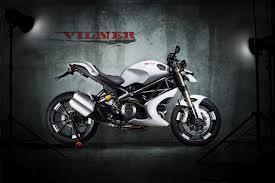 Тюнинг мотоцикла Ducati Monster 1100 Evo Bulgari от Vilner PRO Tuning Портал Тюнинг автомобилей
